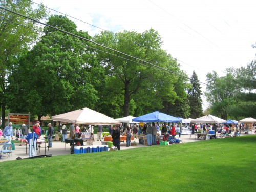 Fairfield Farmer's Market