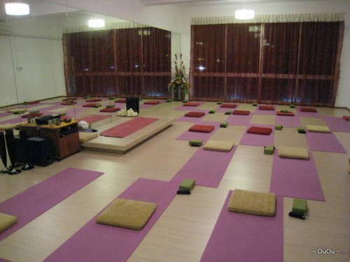 Sze Yoga Studio