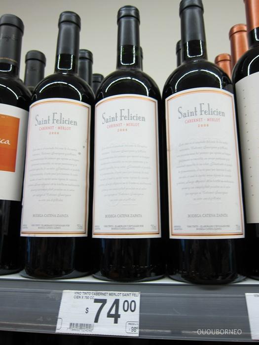 Saint Felicien Wine