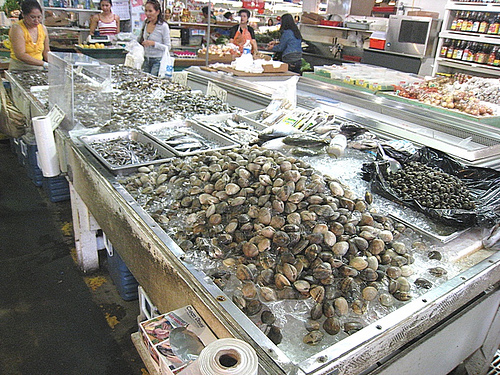 seafood, Honolulu Chinatown