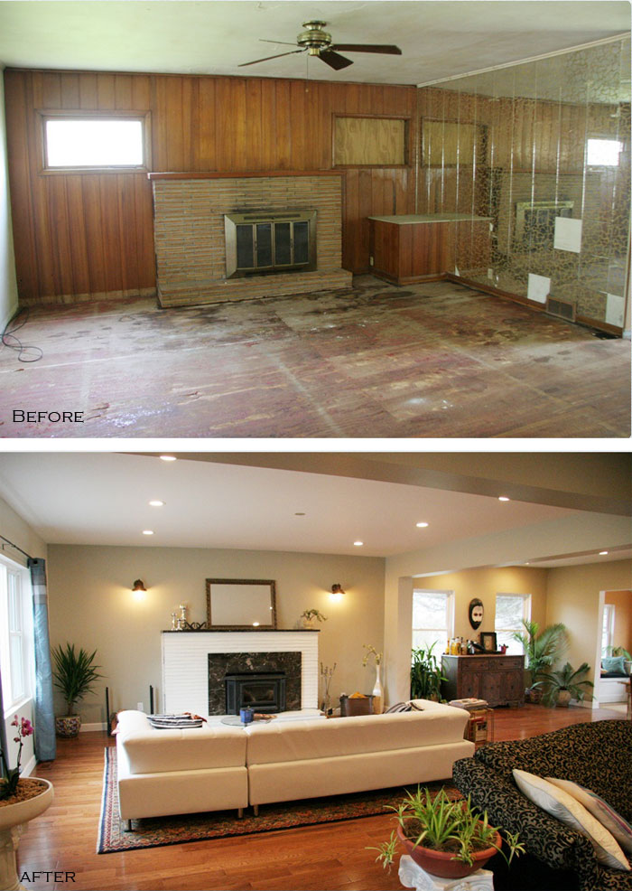 Before And After Home Makeovers Awesome 65 Home Makeover