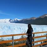 Perito Moreno glacier front wall (Los Glacier National Park)